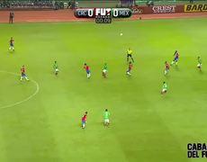 Costa Rica vs Mexico (1-1) Resumen Goles Eliminatorias 05/09/2017