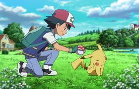 Pokémon the Movie: I Choose You Teaser Trailer