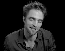 W magazine - Robert Pattinson Tells the Story of His First Kiss