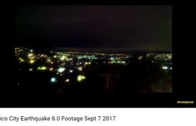 MEXICO EARTHQUAKE by HAARP?