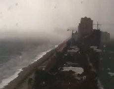 Hurricane Irma: Tornado in Fort Lauderdale, Florida