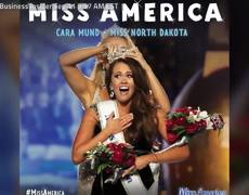 Miss North Dakota Crowned Miss America For The First Time
