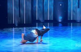 Lex Ishimoto's Solo Performance - SO YOU THINK YOU CAN DANCE