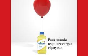 #Electrolit se inspiró en 'Eso' para su publicidad y la gente la está amando sin control