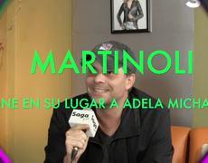 MARTINOLI pone en su lugar a ADELA MICHA
