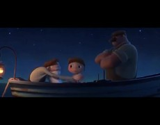 The Moon - FULL Short Pixar
