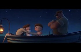 The Moon - FULL Short Pixar