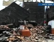Sismo dejó 2 millones de personas afectadas en Oaxaca y Chiapas