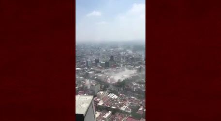 #Top10: Amazing Videos of the Earthquake in CDMX September 19, 2017
