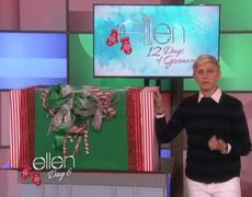 The Ellen Its Day 6 of 12 Days