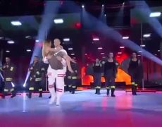 Dancing Performance by hot guys (Britney Spears Toy soldier)