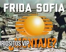 Cpómo Y Por Que Inventaron A #FridaSofia?