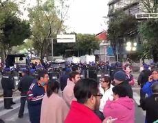 Nuevo sismo de 6.1 sacude CdMx, Oaxaca y Chiapas