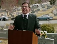 Anchorman 2 The Legend Continues Official Movie CLIP Bricks Funeral 2013 HD Will Ferrell Movie