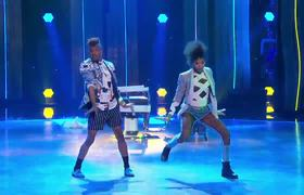 SO YOU THINK YOU CAN DANCE - Robert & Jasmine's Hip-Hop Performance