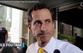 Anthony Weiner Gets 21 Months, Sex Offender Status