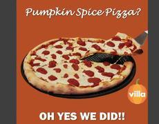 Jimmy Kimmel's Battle Against Pumpkin Spice Pizza