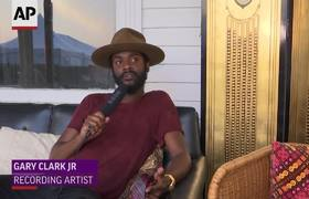 Gary Clark Jr. teams up with Batman