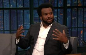 Craig Robinson Isn't Scared of Ghosts, but Hates Scary Movies