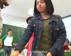 NUEVOS VIDEOS del Sismo en México