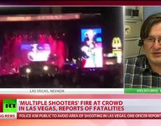 More than 20 dead after shooting in Las Vegas