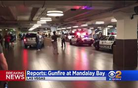 Las Vegas Police: Reports Of Active Shooter Near Mandalay Bay Casino