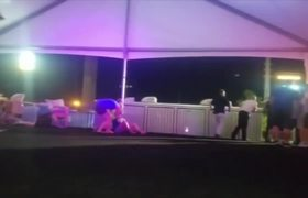 Concert Erupts in Chaos During Vegas Massacre