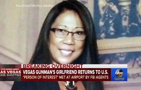 Las Vegas shooter's girlfriend could be central to investigation