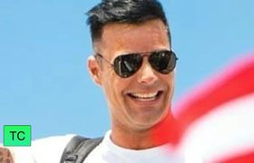 Ricky Martín llega a Puerto Rico para buscar a su hermano desaparecido!