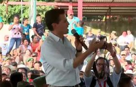 Propone #EPN a damnificados organizar
