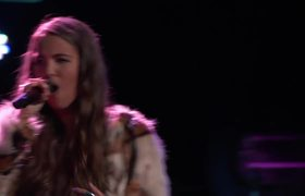 The Voice 2017 Blind Audition - Rebecca Brunner: