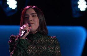 The Voice 2017 Blind Audition - Ilianna Viramontes: