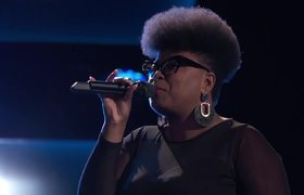 The Voice 2017 Blind Audition - Meagan McNeal: