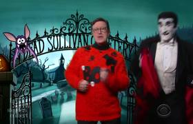 Colbert - It's Back: 'The Halloween Wiggle' Ft. Run The Jewels