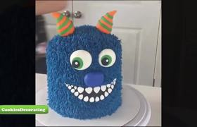 Halloween Cakes And Cupcakes Decorating Compilatio