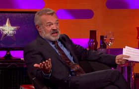 Graham Norton Show: Claire Foy speaks out after Adam Sandler blasted for repeatedly touching uncomfortable actress' knee