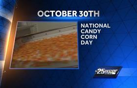 Monday is National Candy Corn Day