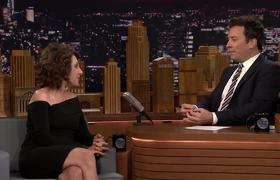 JF - Andrea Martin Impersonates Nicole Richie's