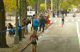 Shalane Flanagan is first American woman to win New York City Marathon in 40 years