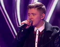 The X Factor UK 2013 Nicholas McDonald sings Halo by Beyonce Live Week 9