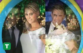 Inés Sainz celebra sus 'bodas de porcelana' ¡