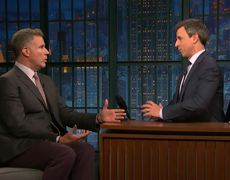 Late Night: Will Ferrell Wants LeBron James to Run for President