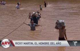 Ricky Martin reveló detalles exclusivos de su boda