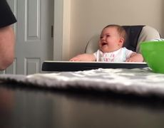 #CUTE: Baby Belly Laughs