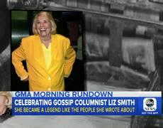 Gossip columnist Liz Smith dies at 94