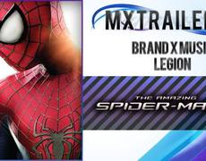 The Amazing SpiderMan 2 Trailer Music 1 Brand X Music Legion HD