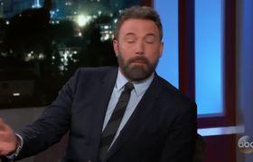 Ben Affleck on Being a Child Actor with Matt Damon