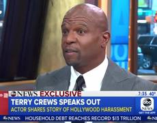 Terry Crews: Speaks Out On Being Victim Of Sexual Harassment