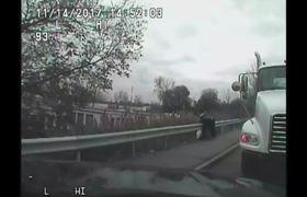 NY Man Strikes Shooter With Car