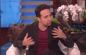 Lin-Manuel Miranda on Getting the Job Done in Puerto Rico